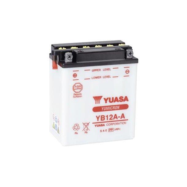 Yuasa YB12A-A