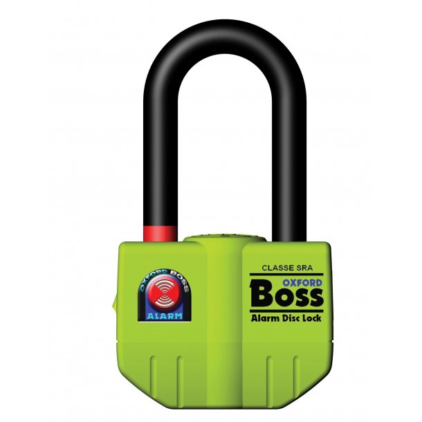 Boss Alarm. Super stærk alarm lås.