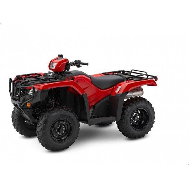 Honda Foreman TRX500FE2 TRAKTOR - T3a - 40km/t