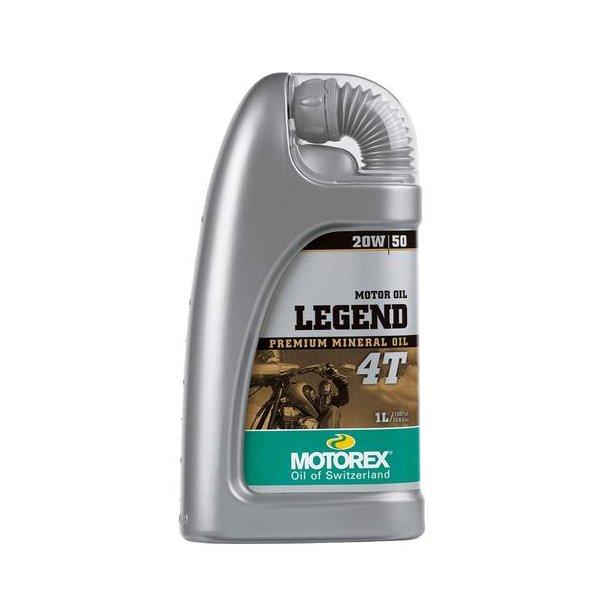 Motorex Legend 4T 1L