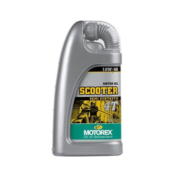 Motorex Scooter 2T 1L/4L