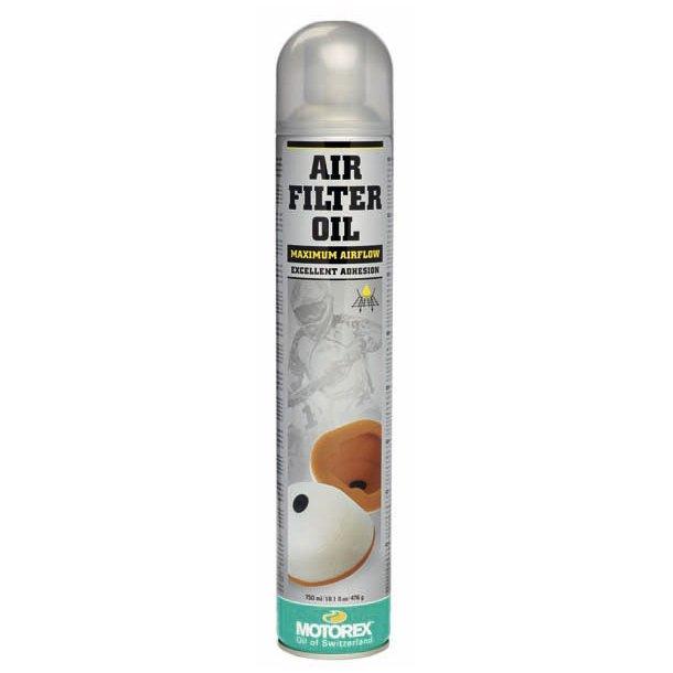 Motorex Luftfilter  Olie 750ml