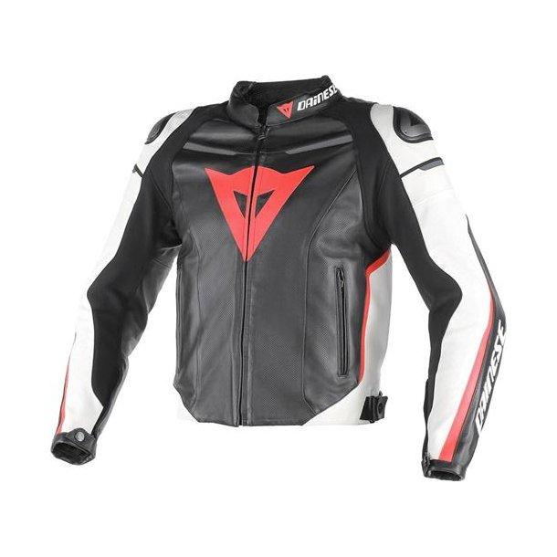 Dainese Super Fast, sort/hvid/rød