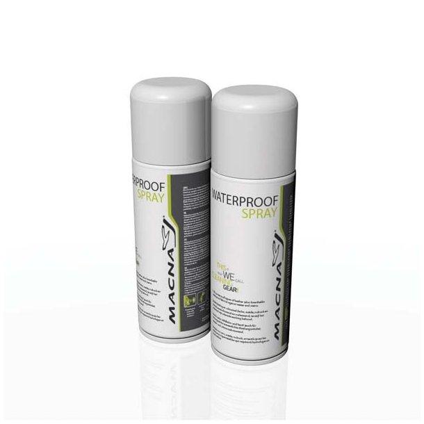 Waterproff Spray 200ml. Modvirker at læder og tekstil ikke er modtagelig for snavs og vand.