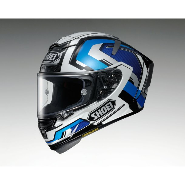 SHOEI X-Spirit 3 - Brink TC-2