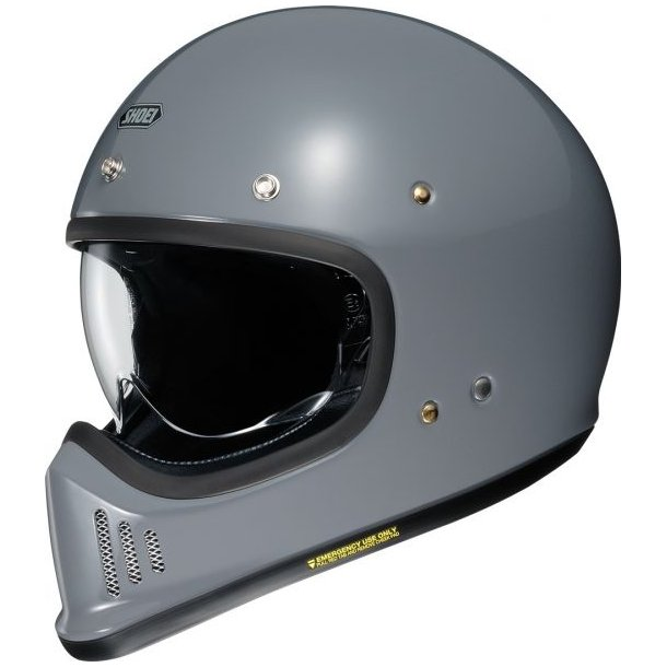 Shoei EX-Zero Bright Grey