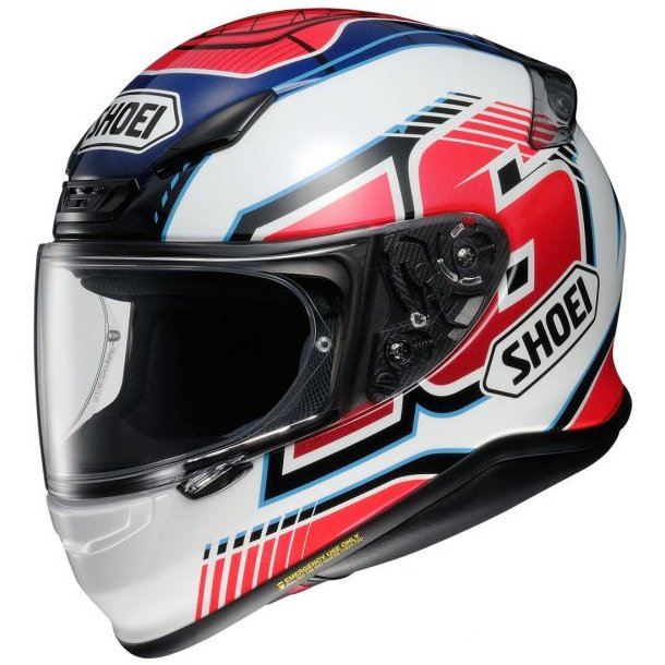 Shoei NXR Cluzel TC-1