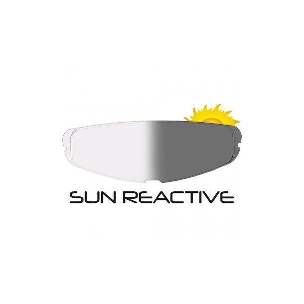 Pinlock anti-dug SUN REACTIVE passer til CX1-V (klar)