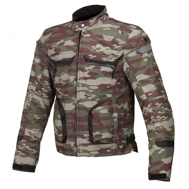 Macna Command Plus herre jakke Green Camo