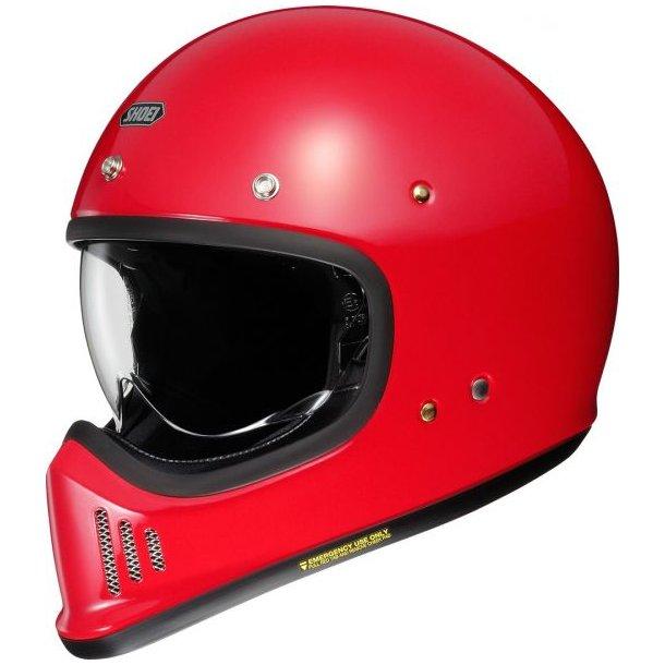 Shoei EX-Zero Shiny Red