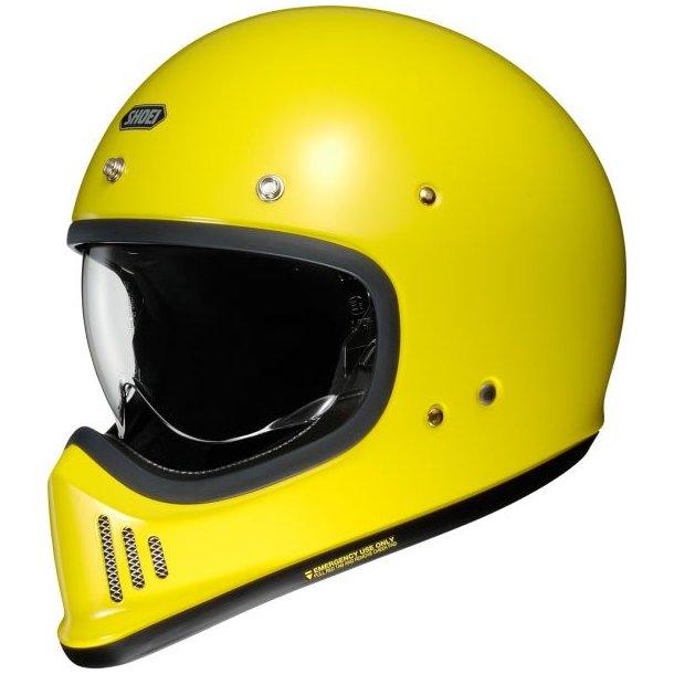 Shoei EX-Zero Bright Yellow